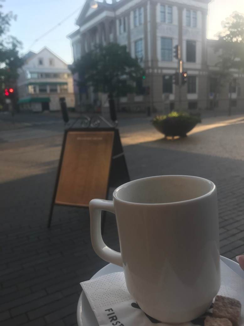 coffe first odense